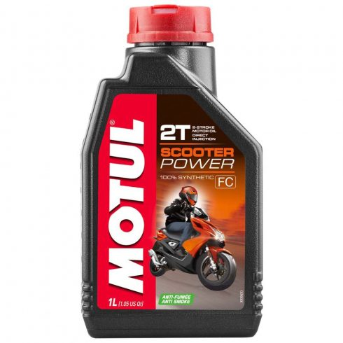 MOTUL Scooter Power 2T 1L