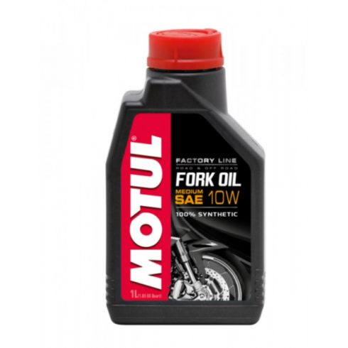 MOTUL Fork Oil medium  Factory Line 10W 1L