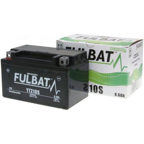 FULBAT AKKUMULÁTOR YTZ10-S (12V-8,6AH)