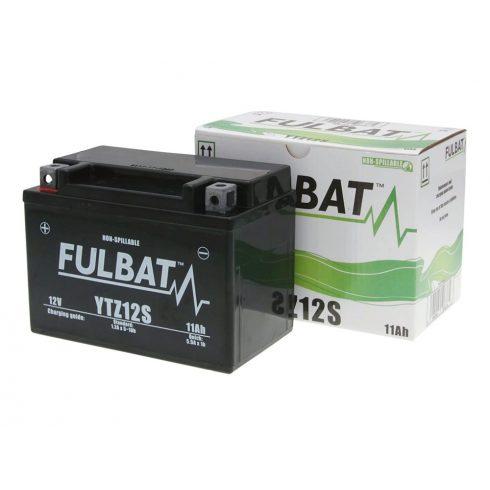 FULBAT AKKUMULÁTOR YTZ12-S (12V-11AH)