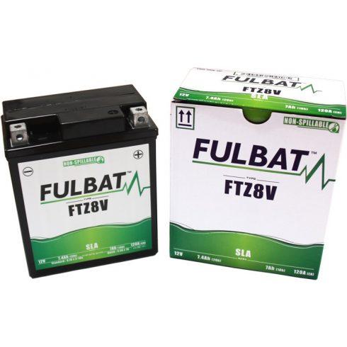 FULBAT AKKUMULÁTOR YTZ8V / FTZ8V (12V-7,4AH)