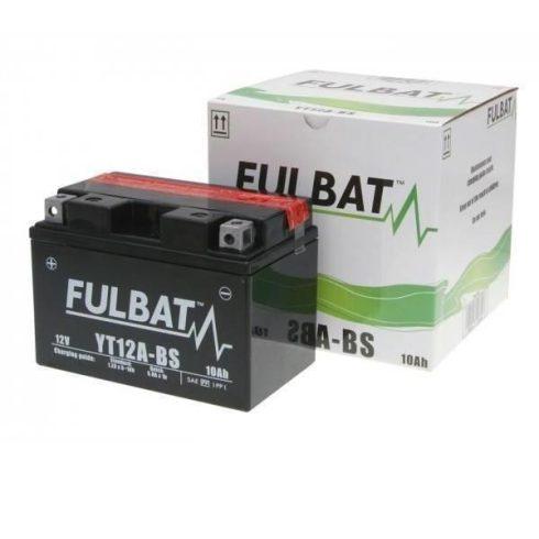 FULBAT AKKUMULÁTOR YT12A-BS, YTX12A-BS (12V-11AH)