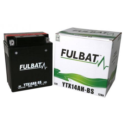 FULBAT AKKUMULÁTOR YTX14AH-BS (12V-12AH)