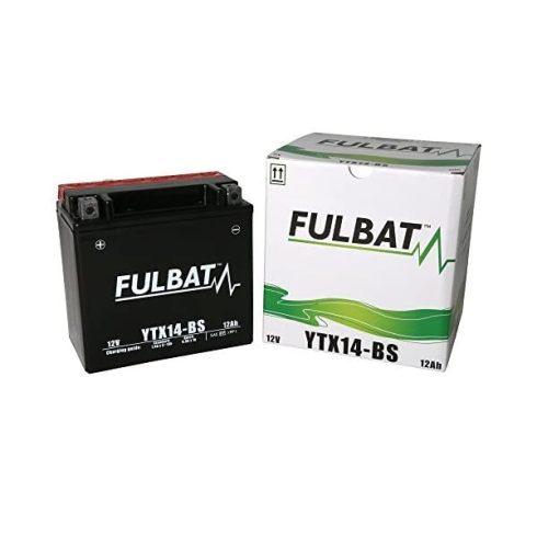 FULBAT AKKUMULÁTOR YTX14-BS (12V-12AH)