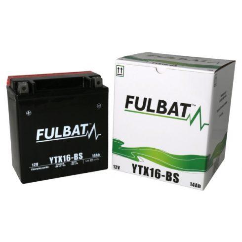 FULBAT AKKUMULÁTOR YTX16-BS (12V-14AH)
