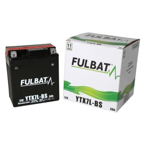 FULBAT AKKUMULÁTOR YTX7L-BS (12V-6AH)