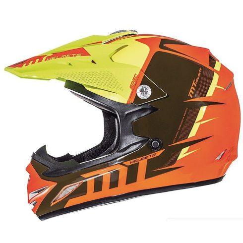 MT MX-2 GYEREK narancssárga-neonsárga
