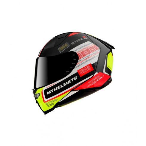 MT REVENGE 2 RS fekete-fehér-neonsárga