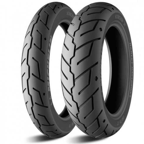 MICHELIN Scorcher 31 Front 130/70 B18