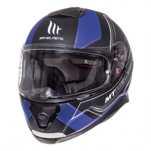 MT Thunder 3 SV Trace matt fekete-kék